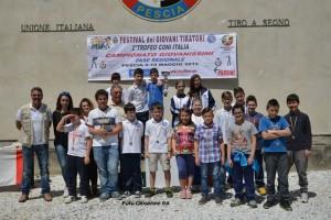 Fase Regionale Campionato Giovanissimi e II° trofeo Coni Italia