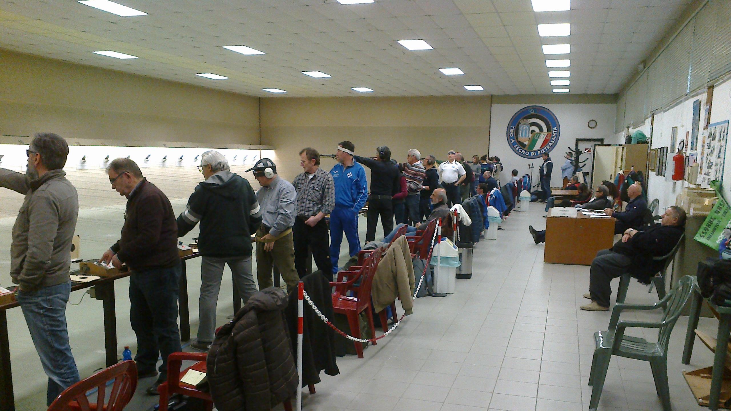 A Pietrasanta un mese all'insegna del tiro