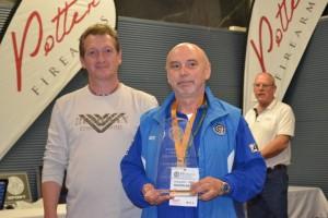 Mazzolari trionfa ai Mondiali di Bench Rest