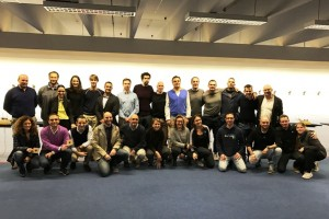 Gli alunni della Bocconi visitano il poligono di Milano