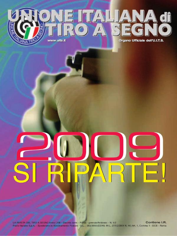 Rivista gennaio-febbraio 2009