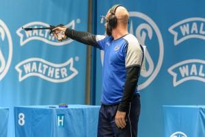 Giordano stacca il biglietto per Rio, quarta carta olimpica per l'Italia