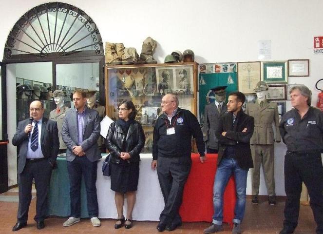 Al TSN Cividale del Friuli inaugurata l'aula di teoria e la linea di tiro operativo