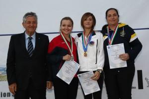 A Bologna la Finale dei Campionati Italiani Seniores, Uomini, Donne e Master