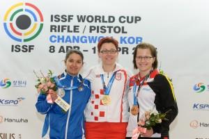 Changwon: Inarrestabile Petra, conquista l'argento alla prima tappa di Coppa del Mondo