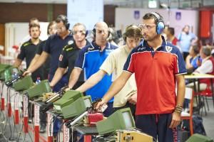 Gli atleti Senior si sfidano ai Campionati Italiani di Milano