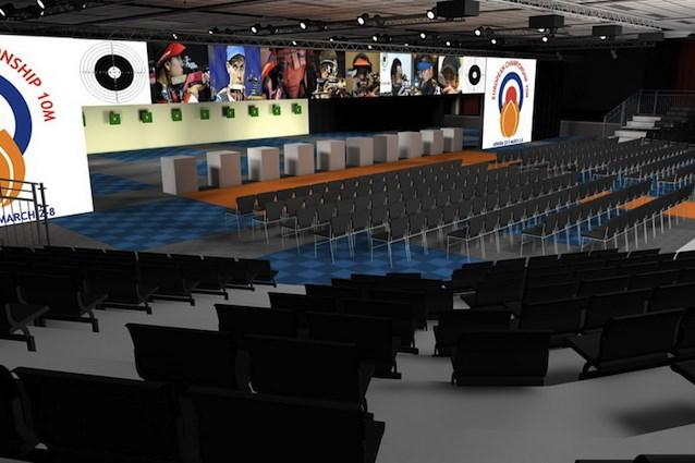 Gli azzurri pronti per i Campionati Europei di Arnhem