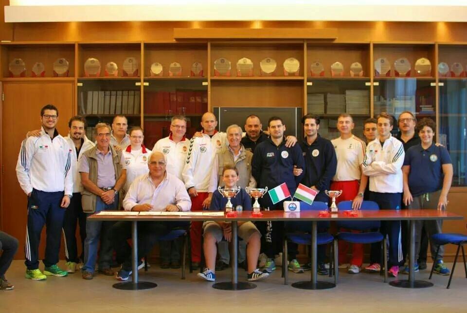 1° International running target m.10 Trophy: a Napoli il primo trofeo riservato agli atleti internazionali di bersaglio mobile.